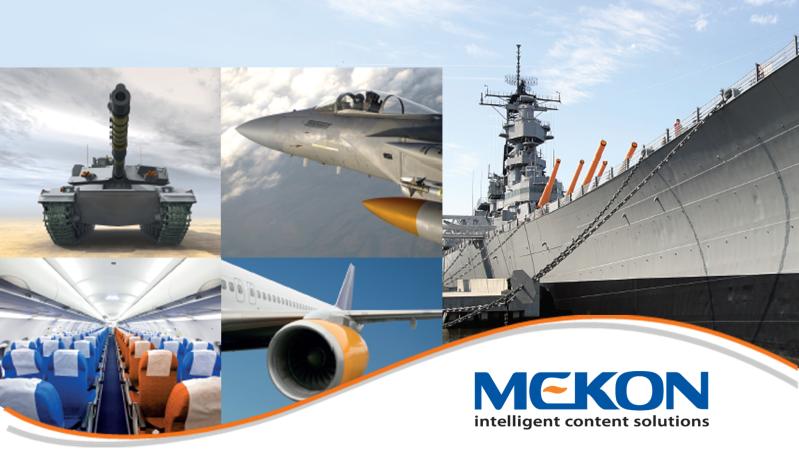 Mekon Aerospace and Defence team